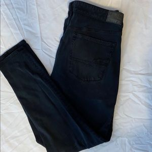 American Eagle Black Jeans size 14